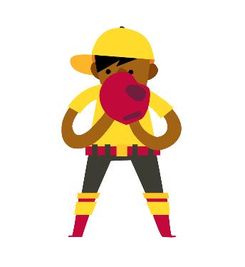Scratch(スクラッチ):キャッチボールをしよう
